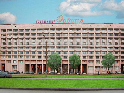 "Гостиница ""Орбита"" , Россия"