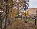 """Санаторий-профилакторий """"Центр отдыха и здоровья Кстово"""". Территория"""