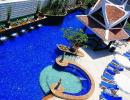 Отель Kata Poolside Resort 3*. Бассейн