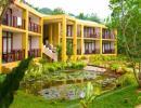 Отель Unawatuna Beach Resort 4*. Корпус