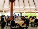 Отель Bolifushi Island 4*. Ресторан