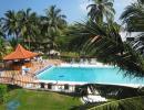 Отель Golden Star Beach Hotel 3*. Бассейн