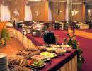 "Гостиница ""Ахтуба"". Завтрак в Красном зале ресторана"