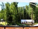 """Загородный отель """"Серебро"""". Вид с балкона"""