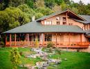 "Эко-отель ""Welna Eco Spa Resort"" (Велна Эко Спа Резорт). Фасад"