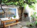 """Гостевой дом """"Испанский дворик"""". Площадка для отдыха с мангалом"""