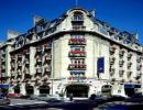 Отель Adagio City Aparthotel Paris Buttes Chaumont 4*. Отель