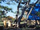 """База отдыха """"Ранчо Лагуна"""". Двухместный домик с летней кухней"""