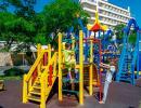 """Отель """"Alean Family Resort Spa Biarritz"""" (бывш. Сосновая роща). Детская площадка"""